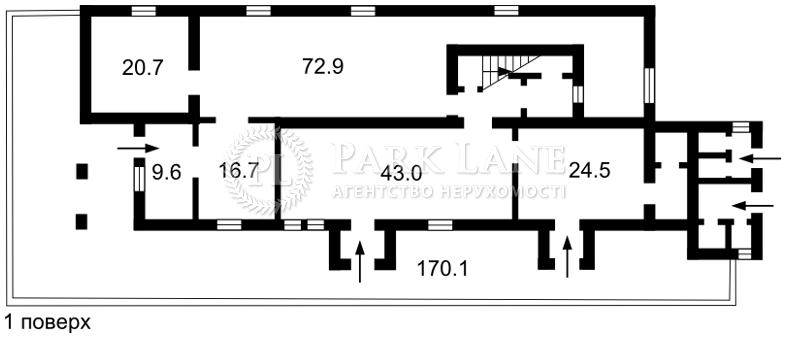 Нежитлове приміщення, Таценки, B-95328 - Фото 2