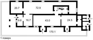 Нежитлове приміщення, B-95328, Таценки - Фото 2