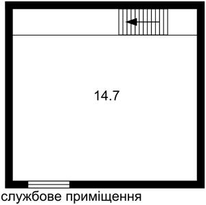 Дом J-24343, Есенина Сергея, Бровары - Фото 4
