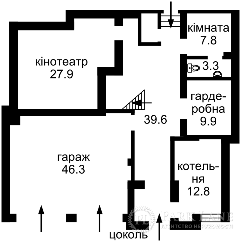 Будинок Лісники (Києво-Святошинський), B-95351 - Фото 2