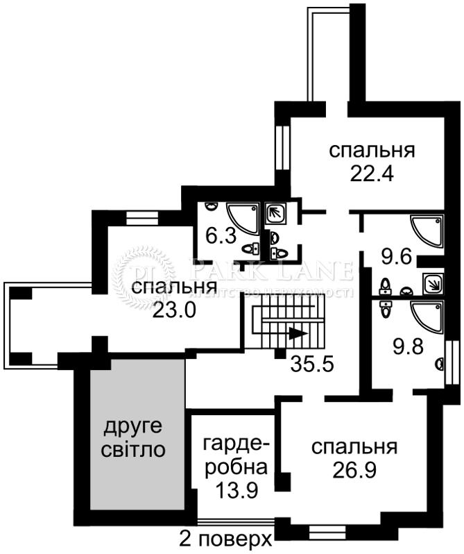 Будинок Лісники (Києво-Святошинський), B-95351 - Фото 4