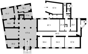 Нежилое помещение, B-95375, Рыльский пер., Киев - Фото 2