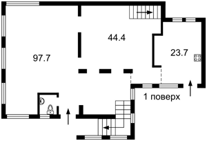 Нежилое помещение, B-95364, Редутная, Киев - Фото 4