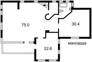 Нежилое помещение, B-95364, Редутная, Киев - Фото 6