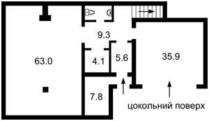 Нежилое помещение, B-95364, Редутная, Киев - Фото 3