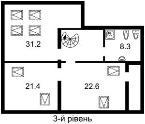 Квартира Z-322586, Тургеневская, 52/58, Киев - Фото 4