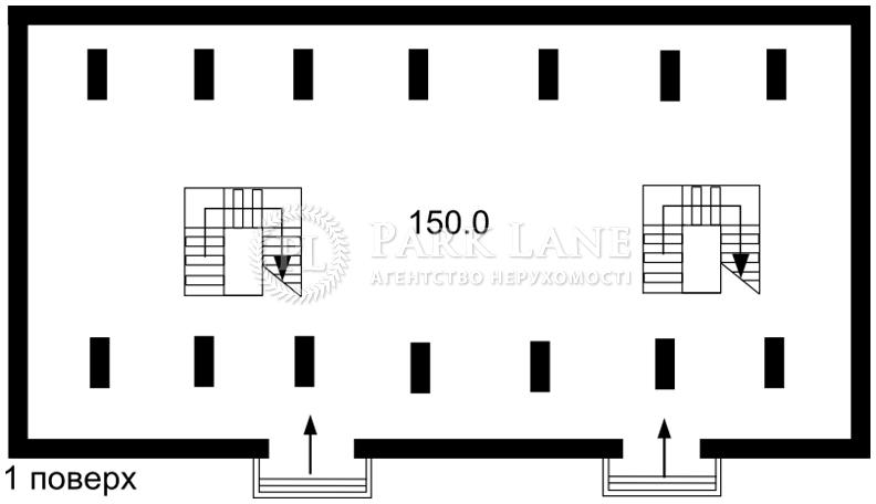 Нежитлове приміщення, вул. Дніпровський проспект, Українка, B-95376 - Фото 1