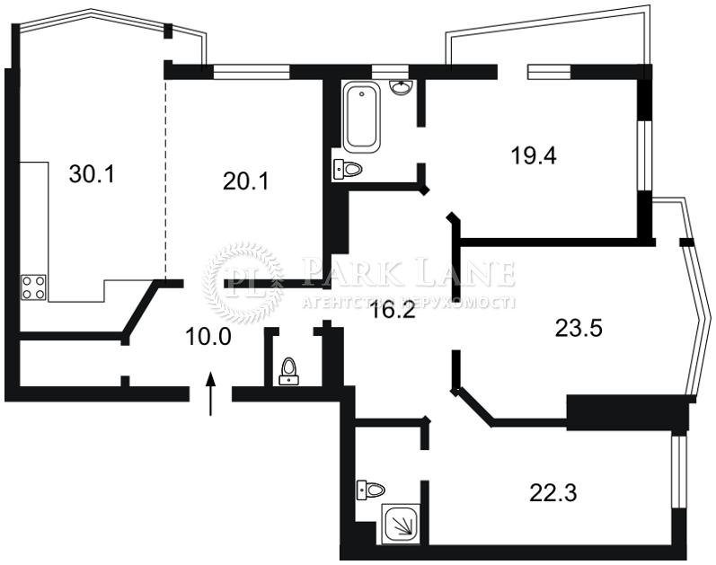 Квартира B-93741, Сечевых Стрельцов (Артема), 52а, Киев - Фото 4