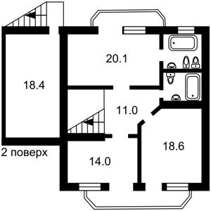 Дом K-25210, Садовая, Петровское (Бориспольский) - Фото 4