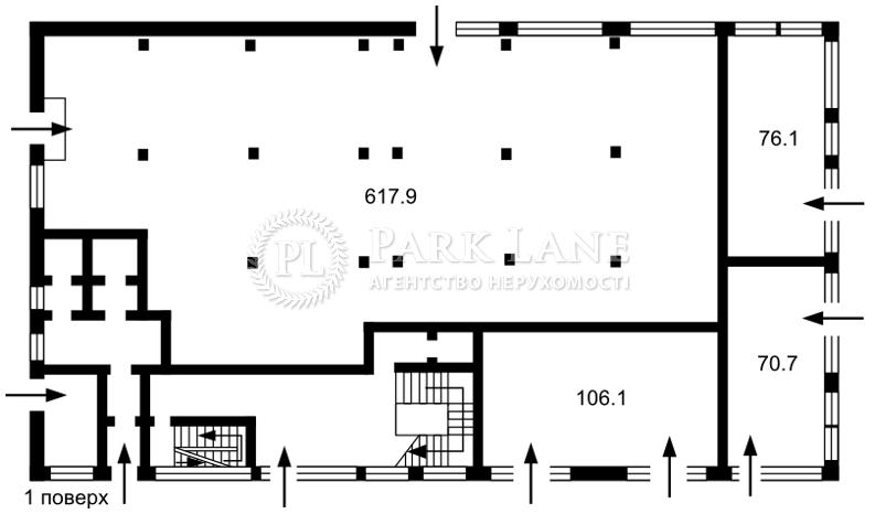 Нежитлове приміщення, Рівне, A-108023 - Фото 1