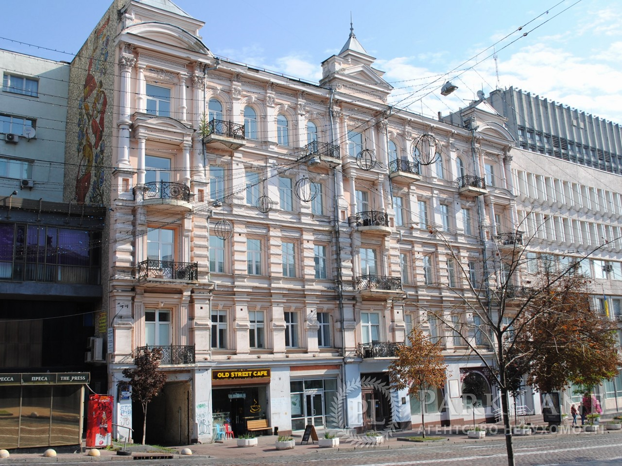 Квартира ул. Хмельницкого Богдана, 26, Киев, Z-185306 - Фото 1