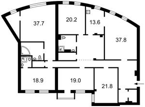 Квартира R-11328, Толстого Льва, 39, Киев - Фото 6