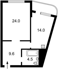 Квартира R-11224, Героев Сталинграда просп., 2д, Киев - Фото 6