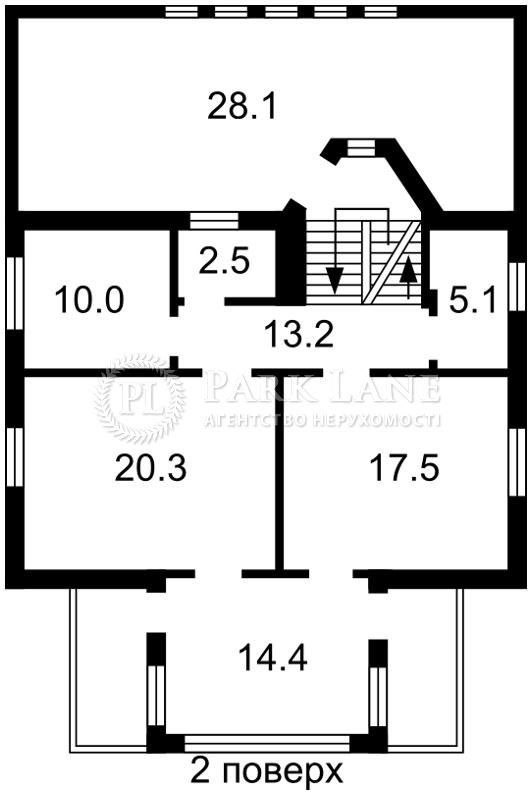 Дом ул. Тринадцатая Садовая, Круглик, Z-181993 - Фото 4