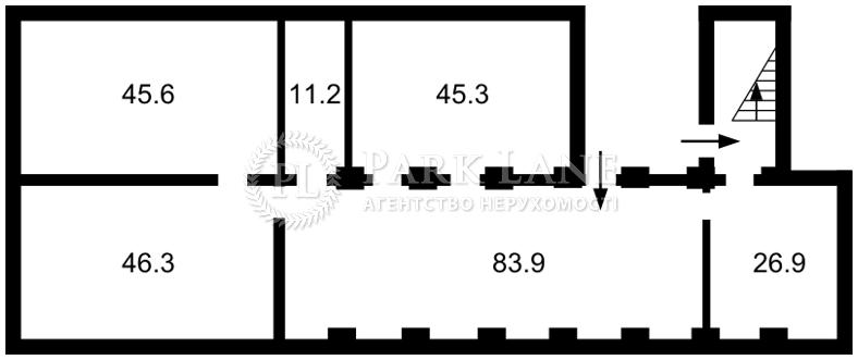 Нежитлове приміщення, вул. Табірна (Лагерна), Київ, Z-1651544 - Фото 2