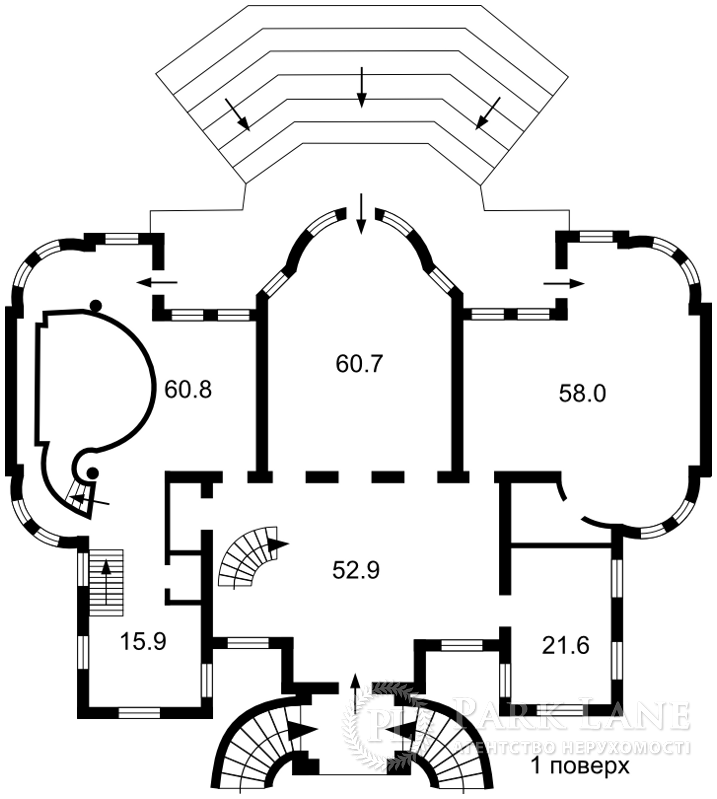 Дом J-24498, Козин (Конча-Заспа) - Фото 14