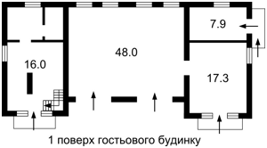 Дом J-24498, Козин (Конча-Заспа) - Фото 17