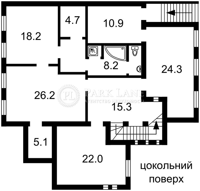 Будинок вул. Організаторська, Київ, K-25388 - Фото 2
