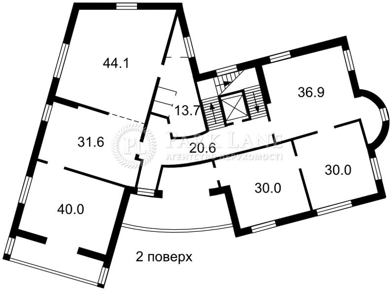 Офіс, Лук'янівський пров., Київ, B-95649 - Фото 4