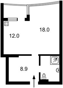 Квартира Z-1647365, Вышгородская, 45, Киев - Фото 7