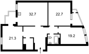 Квартира J-24713, Старонаводницкая, 13, Киев - Фото 5