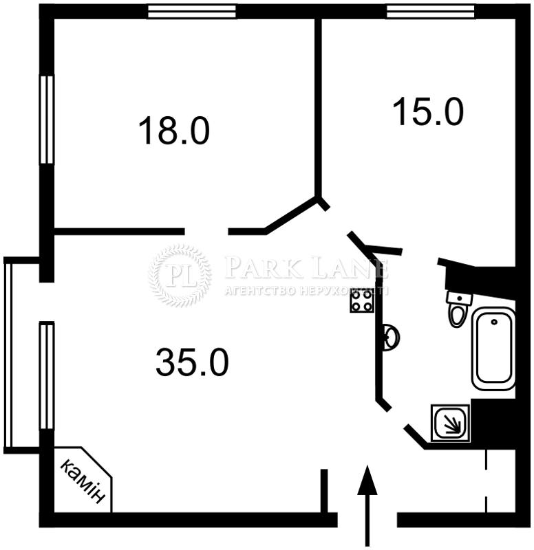 Квартира ул. Крещатик, 25, Киев, Z-1545078 - Фото 2