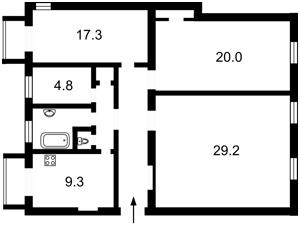Квартира K-25501, Шелковичная, 10, Киев - Фото 5