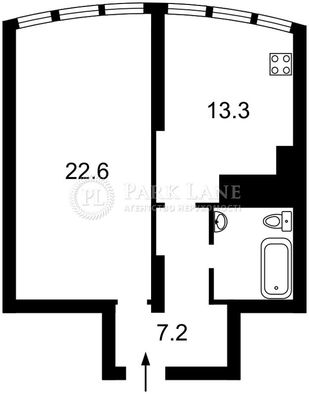 Квартира K-25494, Дмитриевская, 80, Киев - Фото 5