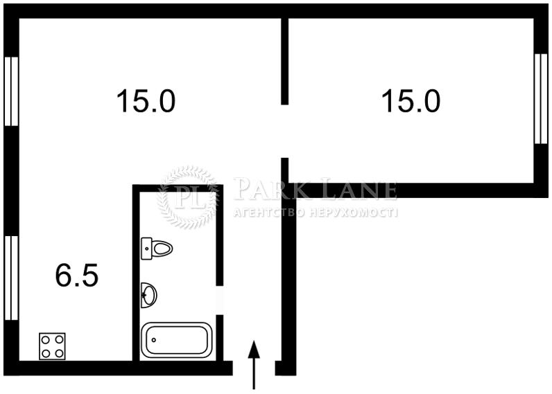 Квартира вул. Мечникова, 8, Київ, Z-113655 - Фото 2