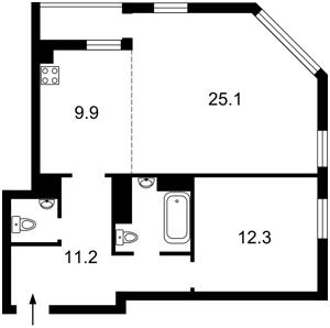 Квартира Z-1886010, Дегтяревская, 25а, Киев - Фото 5