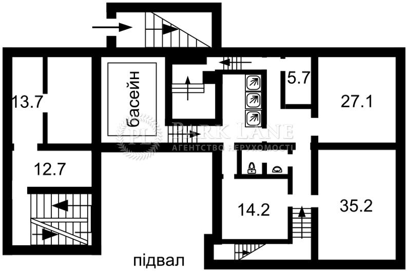 Нежилое помещение, B-95860, Большая Житомирская, Киев - Фото 5