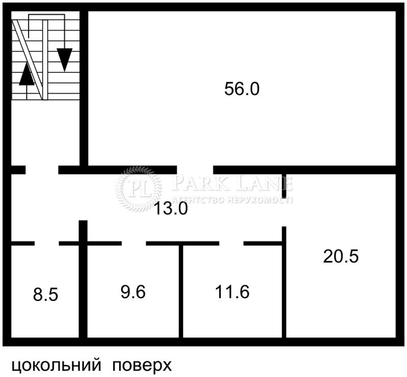 Офис, ул. Кривоноса Максима, Киев, Z-191518 - Фото 2