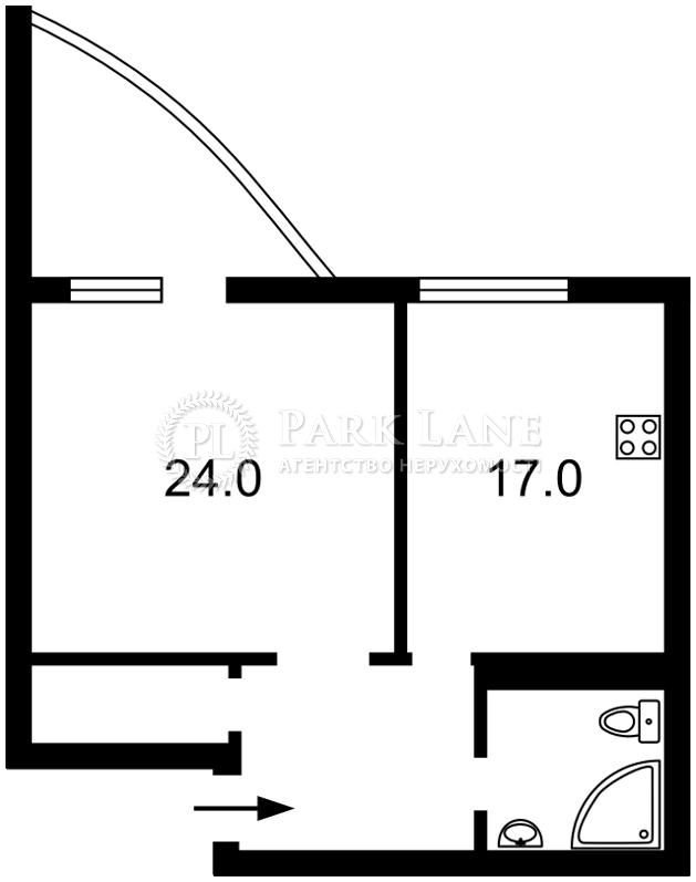 Квартира Кольцова бульв., 14д, Киев, R-13628 - Фото 2