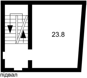 Нежитлове приміщення, Z-1826506, Лютеранська, Київ - Фото 3