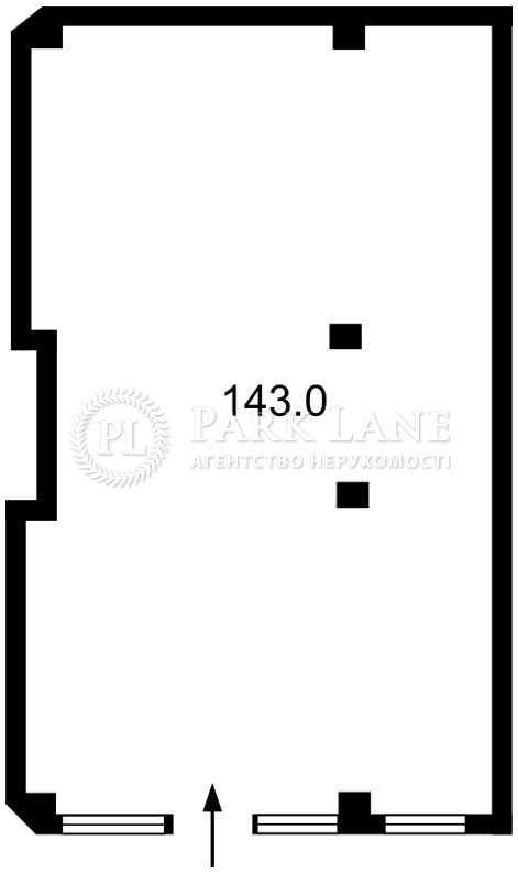 Нежилое помещение, B-95899, Сечевых Стрельцов (Артема), Киев - Фото 2
