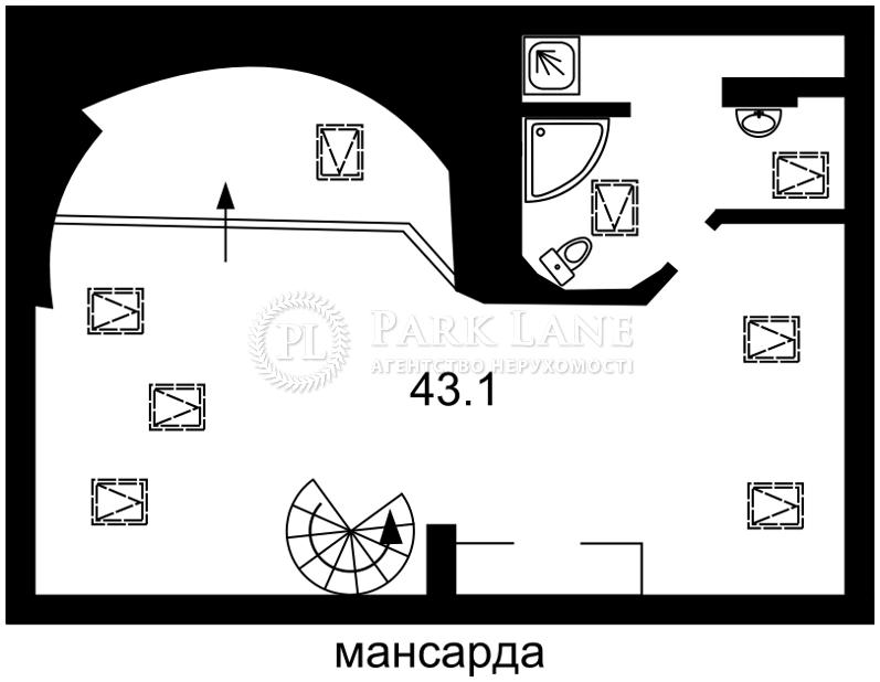 Квартира вул. Щекавицька, 7/10, Київ, E-36858 - Фото 3