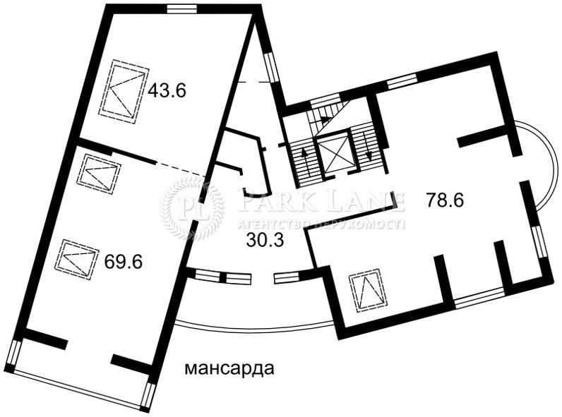 Будинок Лук'янівський пров., Київ, B-95781 - Фото 2