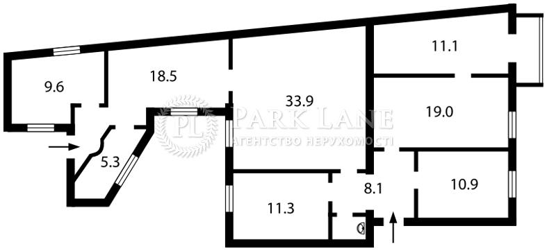 Нежилое помещение, K-25687, Сечевых Стрельцов (Артема), Киев - Фото 1