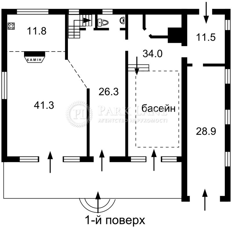 Будинок вул. Русанівські сади, Київ, R-5045 - Фото 2