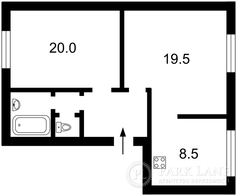Квартира Z-232126, Толстого Льва, 25, Киев - Фото 4