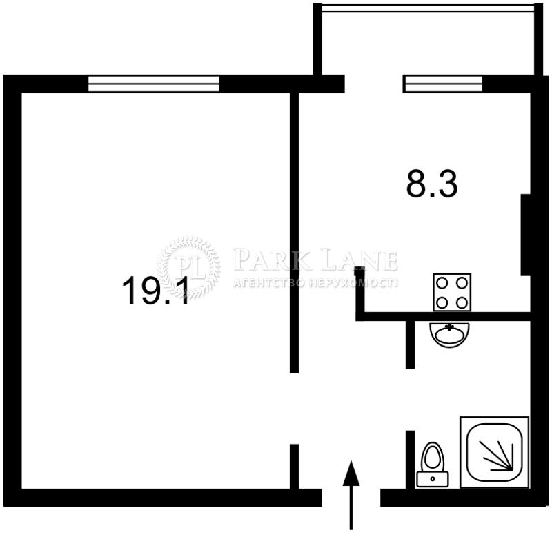 Квартира вул. Микільсько-Ботанічна, 11, Київ, N-16012 - Фото 2
