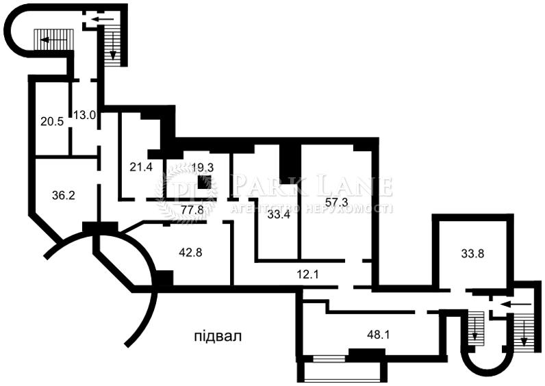 Нежилое помещение, ул. Рижская, Киев, I-28095 - Фото 2