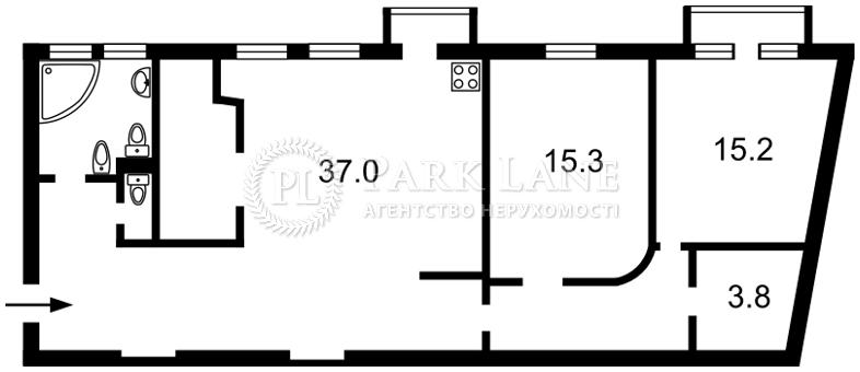 Квартира ул. Лютеранская, 13, Киев, R-11619 - Фото 2
