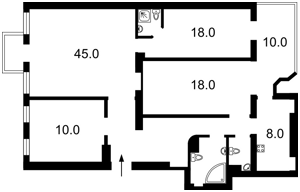 Квартира I-28059, Січових Стрільців (Артема), 55, Київ - Фото 5