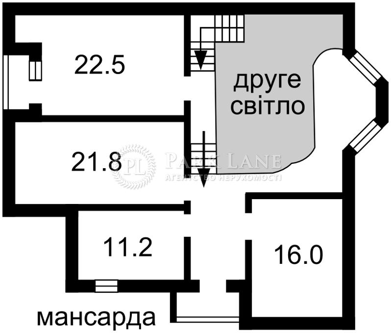 Будинок вул. Партизанська, Рожни, A-108493 - Фото 3