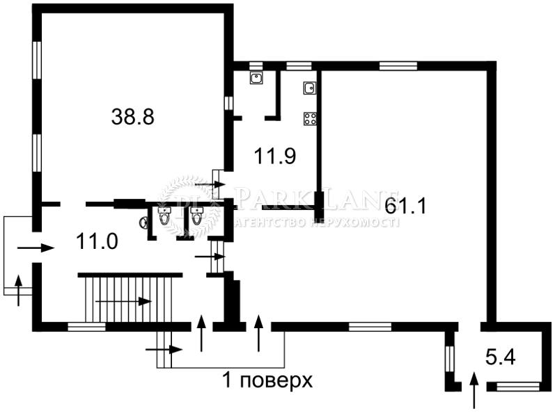 Дом ул. Туполева Академика, Киев, R-5774 - Фото 2