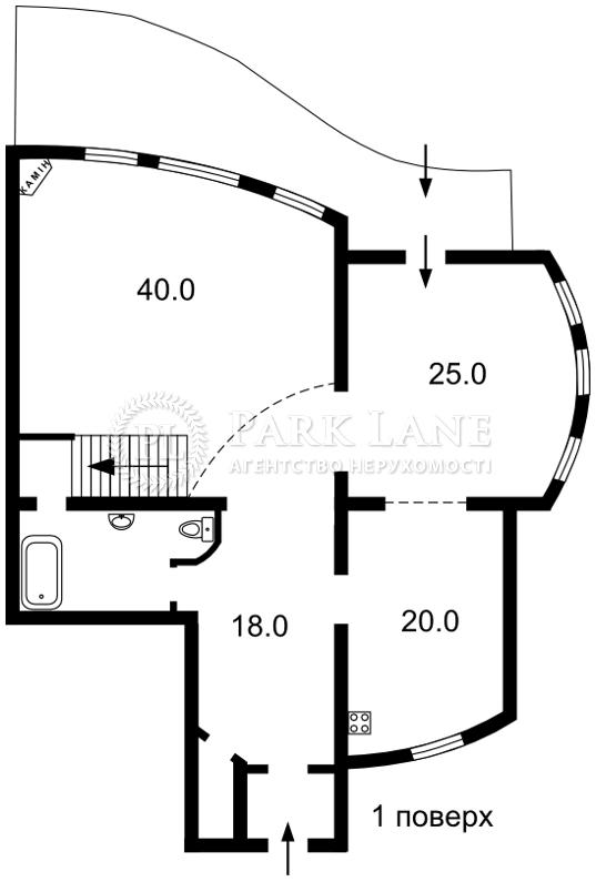 Дом Козин (Конча-Заспа), B-95689 - Фото 2