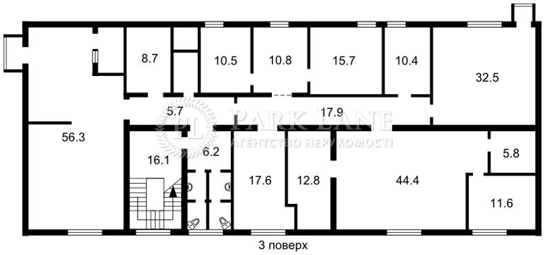 Нежитлове приміщення, вул. Федорова Івана, Київ, H-40149 - Фото 3