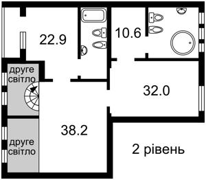 Офис, B-89239, Хмельницкого Богдана, Киев - Фото 3