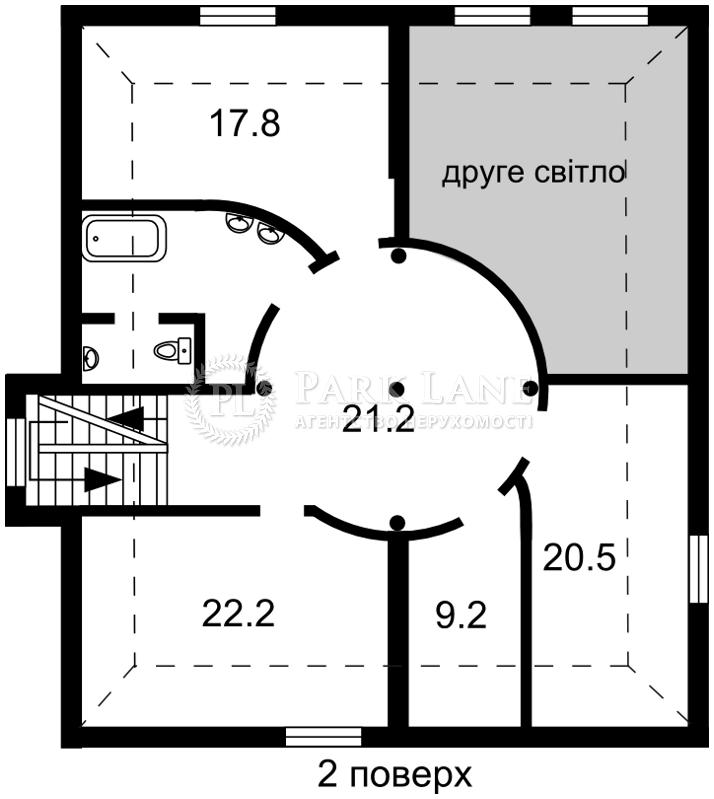 Дом ул. Красная, Киев, I-2893 - Фото 4